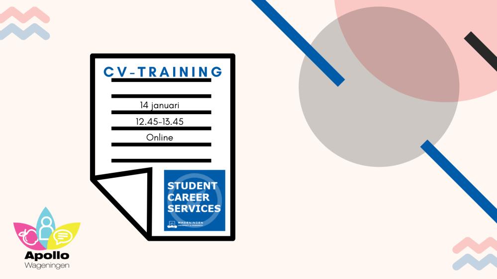 CV-Training Facebook banner